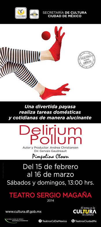 DELIRIUM POLLUM-BANNER