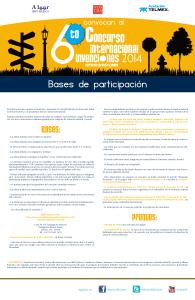 Cartel digital_Bases_convocatoria_6to_invenciones