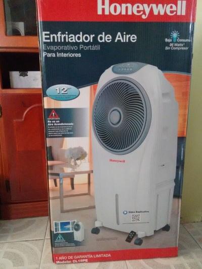 enfriador de aire personal Honeywell
